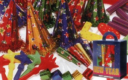 Магазин всё для праздников и нового года